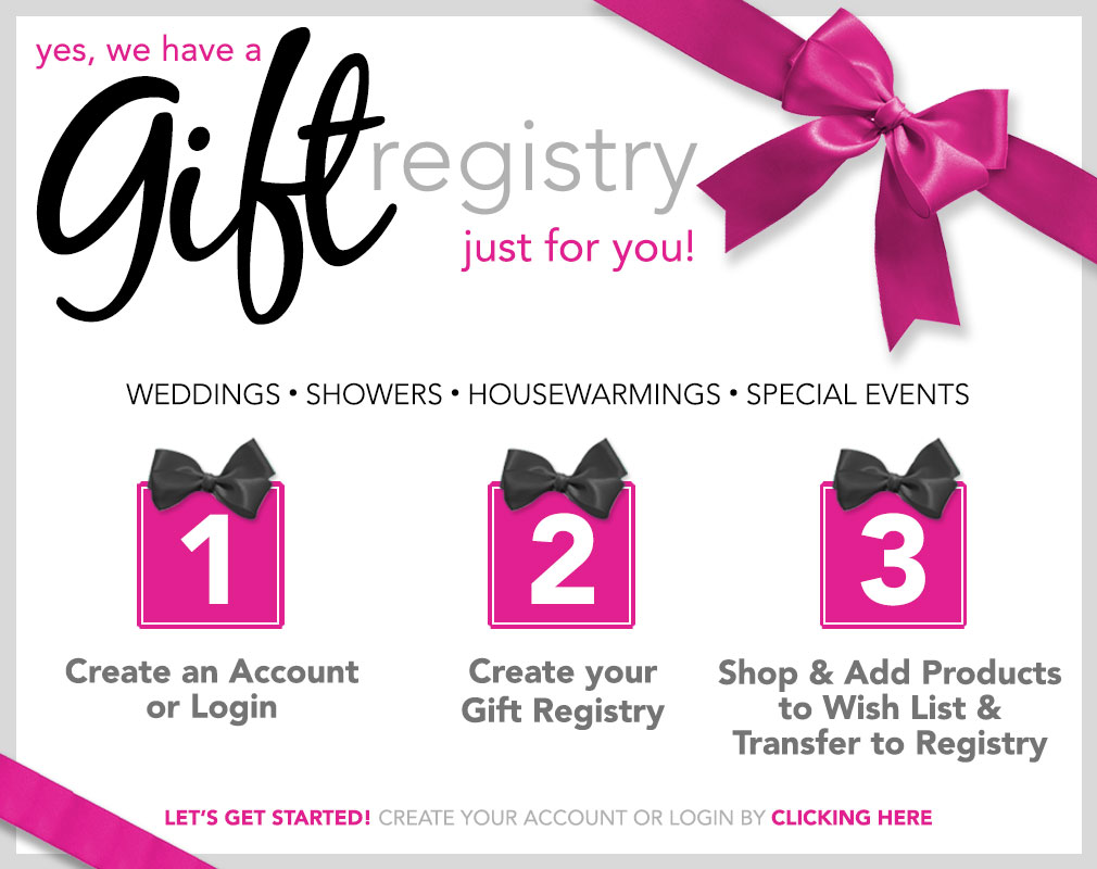 Signature home furniture gift registry negle Image collections