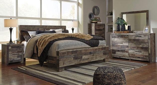 Home Furniture Bedrooms Queen Beds